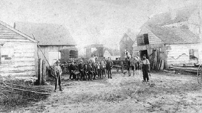 Pillhofer's Blacksmith Shop image. Click for full size.