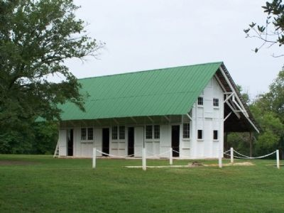 Redcliffe Plantation Stables image. Click for full size.
