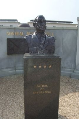 Admiral Ben Moreell Memorial image. Click for full size.