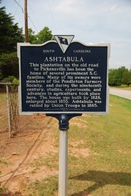Ashtabula Marker image. Click for full size.