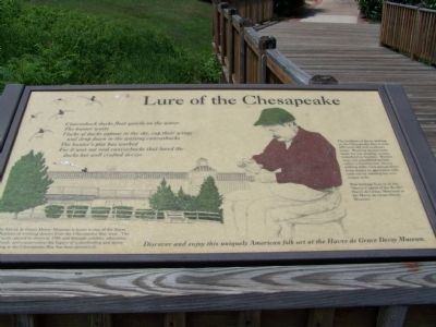 Lure of the Chesapeake Marker image. Click for full size.