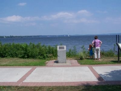 Full view of Susquehanna River/Chesapeake Bay Marker image. Click for full size.