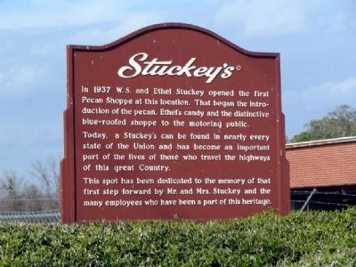 Stuckey's Marker image. Click for full size.