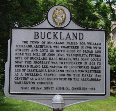 Buckland Marker image. Click for full size.