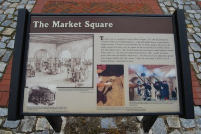 The Market Square Marker image. Click for full size.