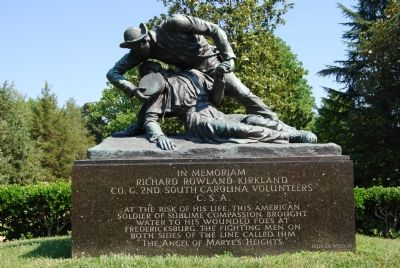 Kirkland Monument image. Click for full size.