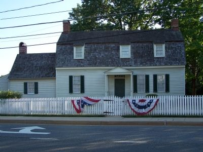Hays House - Museum of the Historical Society of Harford County image. Click for full size.