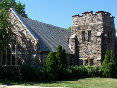 Grove Presbyterian Church image. Click for full size.