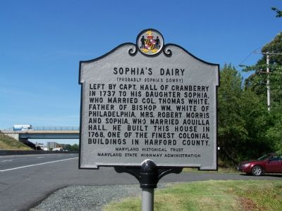 Sophia's Dairy Marker image. Click for full size.