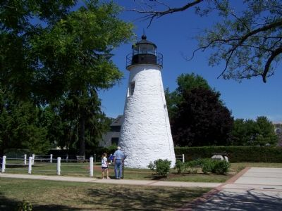 Concord Point Lighthouse image. Click for full size.