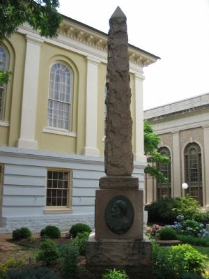 Mosby Memorial image. Click for full size.