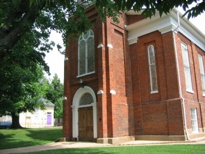 Warrenton Presbyterian Church image. Click for full size.