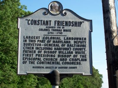 """Constant Friendship"" Marker image. Click for full size."