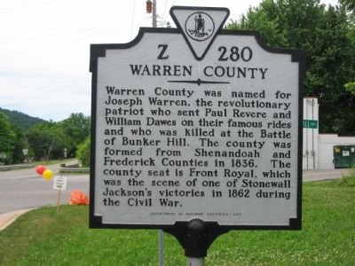 East or Warren County Side image. Click for full size.