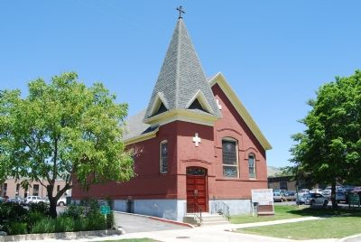 Trinity African Methodist Episcopal Church image. Click for full size.
