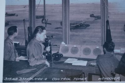 Control Tower (circa 1944) image. Click for full size.
