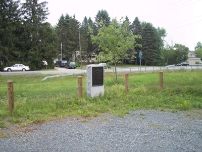 Knox Trail Marker image. Click for full size.
