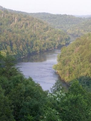 Cumberland River image. Click for full size.