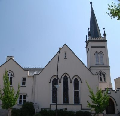 Central United Methodist Church image. Click for full size.