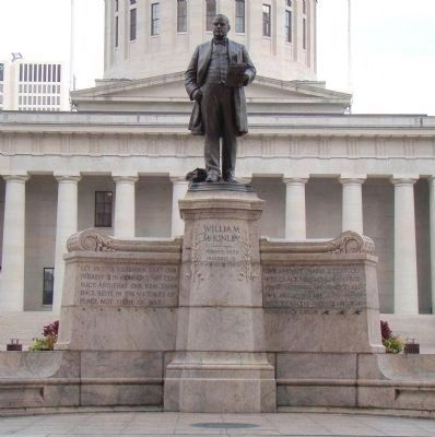 William McKinley Monument image. Click for full size.