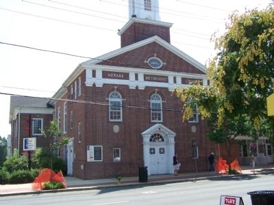 Newark United Methodist Church image. Click for full size.