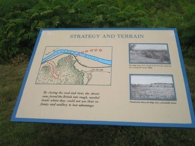 Strategy and Terrain Marker image. Click for full size.