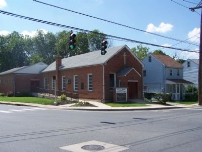 St. John African Methodist Church image. Click for full size.