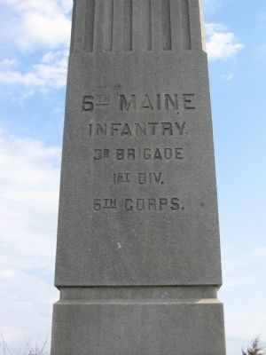 Front Side of Monument image. Click for full size.