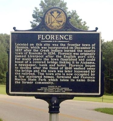 Florence Marker image. Click for full size.
