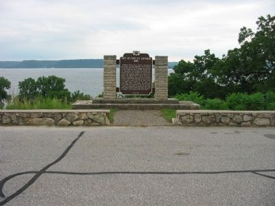 Site of Fort St. Antoine Marker image. Click for full size.