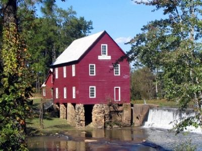 Starr's Mill image. Click for full size.