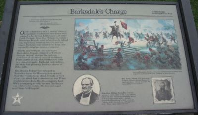 Barksdale's Charge Marker image. Click for full size.