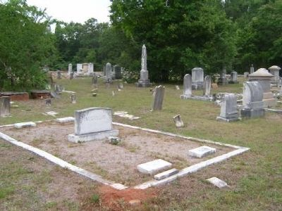 Mountain Creek Baptist Church Cemetery image. Click for full size.