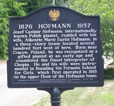 Hofmann Marker image. Click for full size.