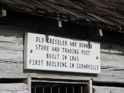 Cressler - Bonner Trading Post image. Click for full size.