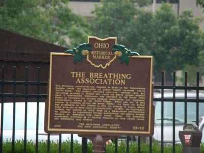 The Breathing Association Marker image. Click for full size.