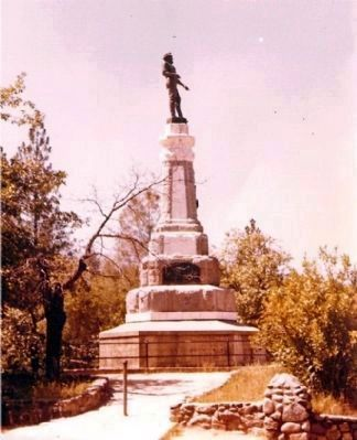 James Marshall Monument image. Click for more information.