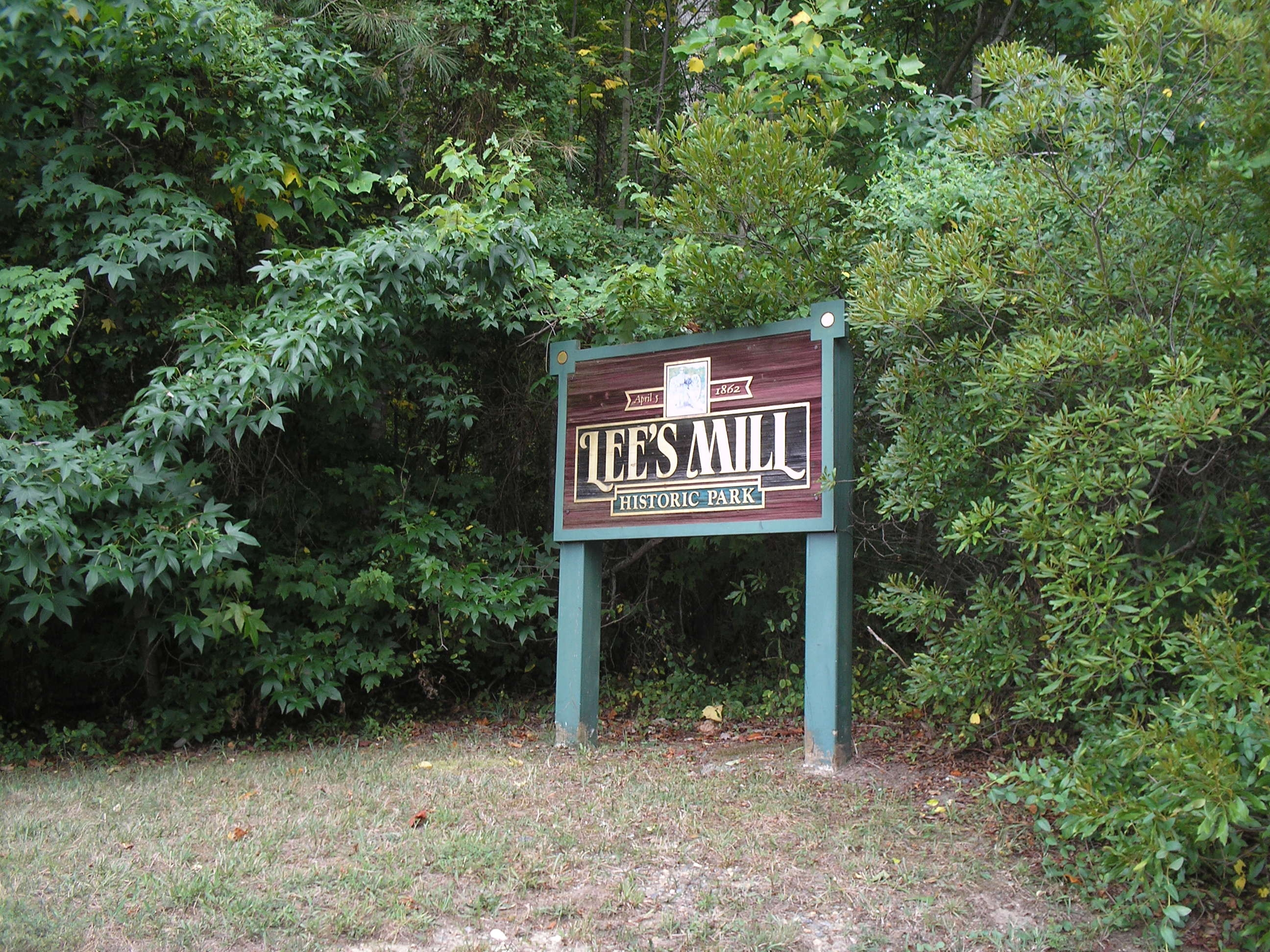 Lee's Mill Historic Park