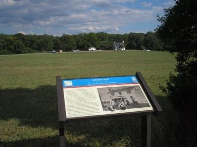 Marker at Endview Plantation image. Click for full size.