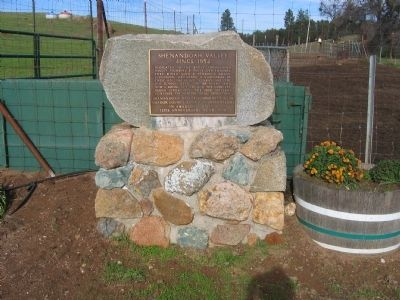 Shenandoah Valley Marker image. Click for full size.