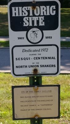Historic Site Sign image. Click for full size.