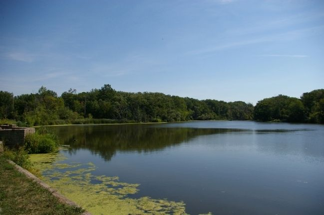 Horseshoe Lake image. Click for full size.