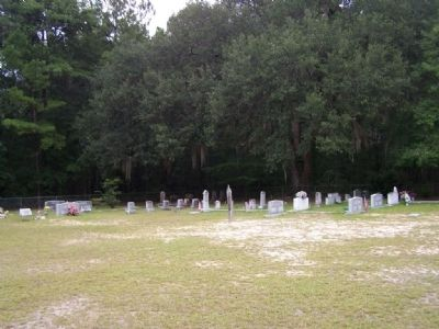 The McIntosh Family Cemetery image. Click for full size.