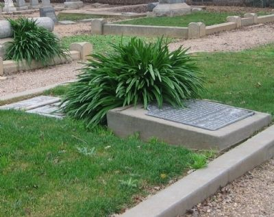 Elitha Cumi Donner - Wilder Marker and Gravesite image. Click for full size.