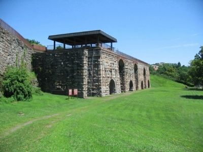 The Iron Furnace image. Click for full size.
