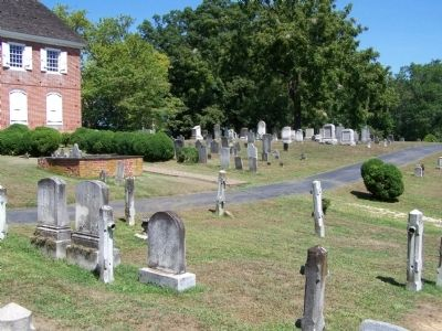 Old Drawyers Presbyterian Cemetery image. Click for full size.