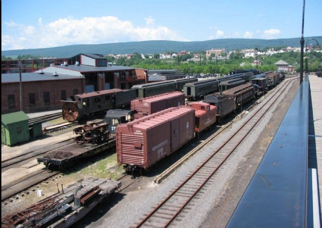 The Railyard Today image. Click for full size.