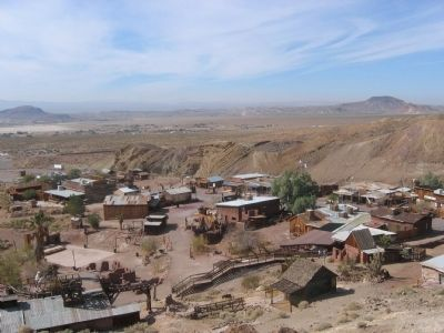 The Town of Calico image. Click for full size.