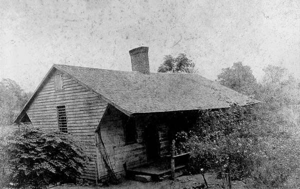 House on the Millwood Plantation