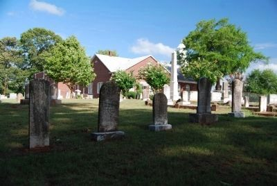 Hopewell Church and Cemetery image. Click for full size.